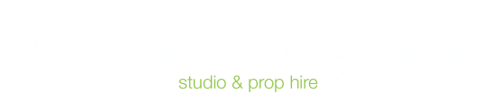 Curiosity Photography | Full Equipped Studio for Hire RCT